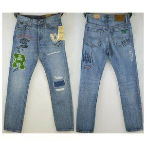 Polo Ralph Lauren Boy's Sullivan Slim Fit Jeans